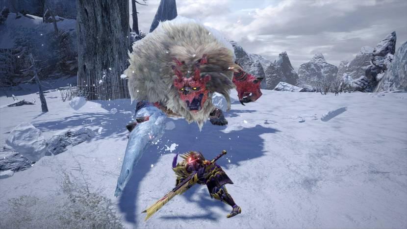 Monster Hunter Rise toont volledige monsterjacht