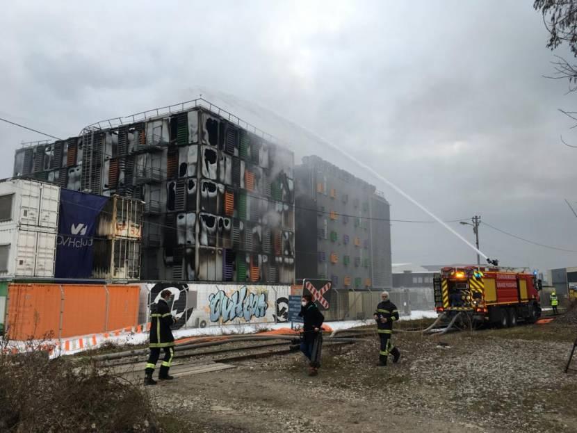 EU-servers Rust vernield in grote brand