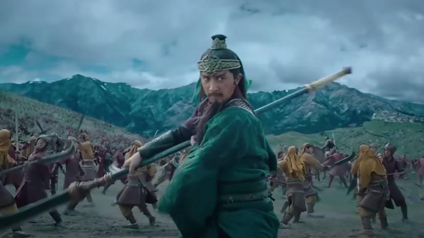Nieuwe trailer voor Dynasty Warriors film