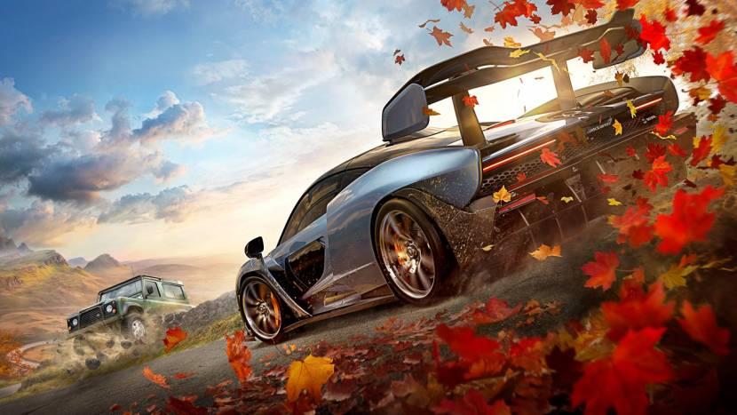 Forza Horizon 4 meteen immens populair op Steam