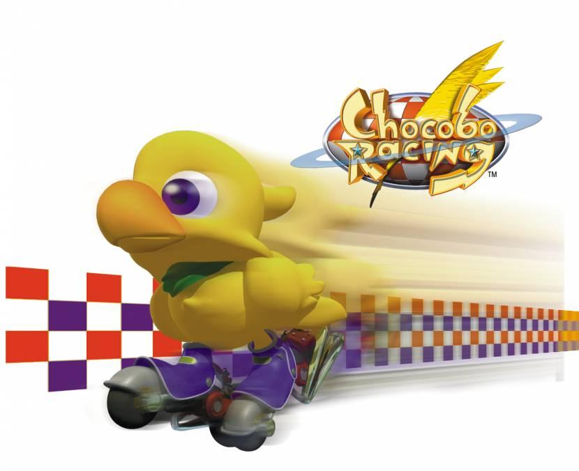 Komt er een nieuwe Chocobo Racing?