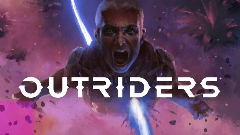 Nieuwe geanimeerde trailer voor Outriders