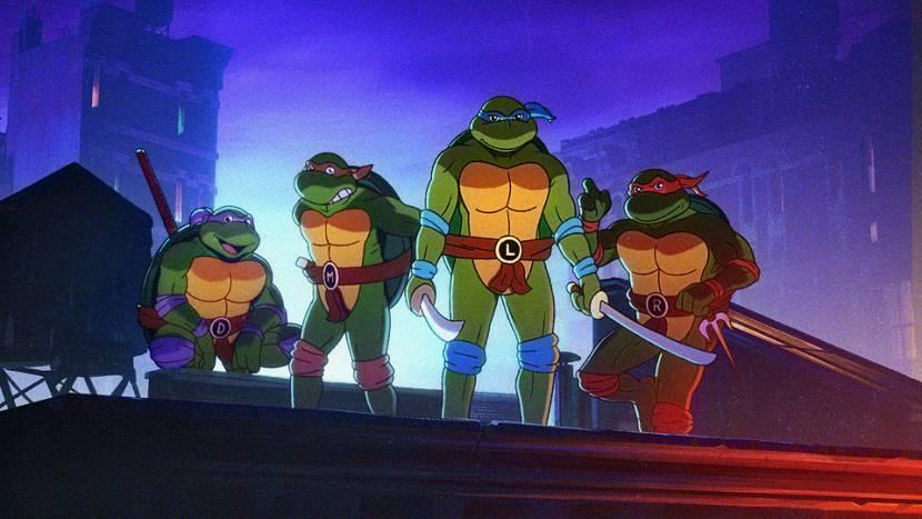 Teenage Mutant Ninja Turtles keren terug in Shredder's Revenge