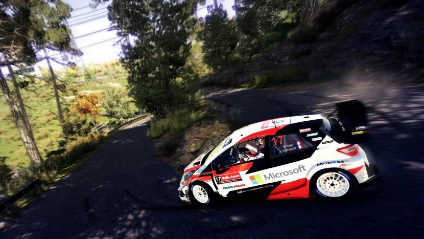 WRC 9 nu ook op Switch