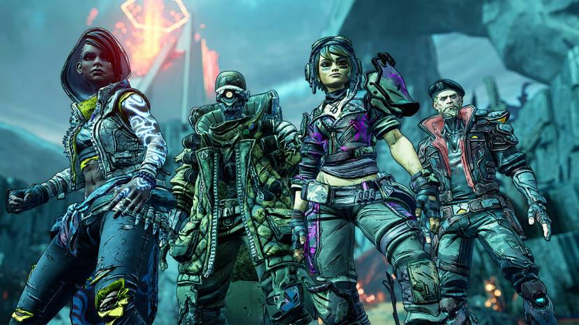 Borderlands 3 Director's Cut uitgesteld naar 8 april