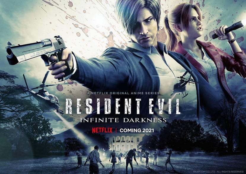Capcom lost meer info over Resident Evil-serie
