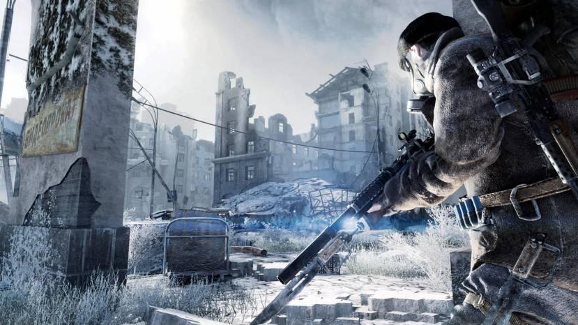 Metro 2033 nu gratis verkrijgbaar op Steam