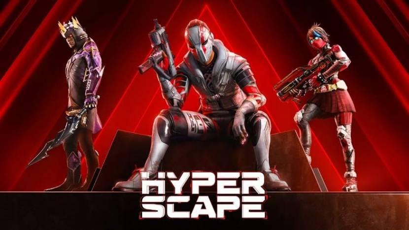 Seizoen 3 van Hyper Scape nu beschikbaar