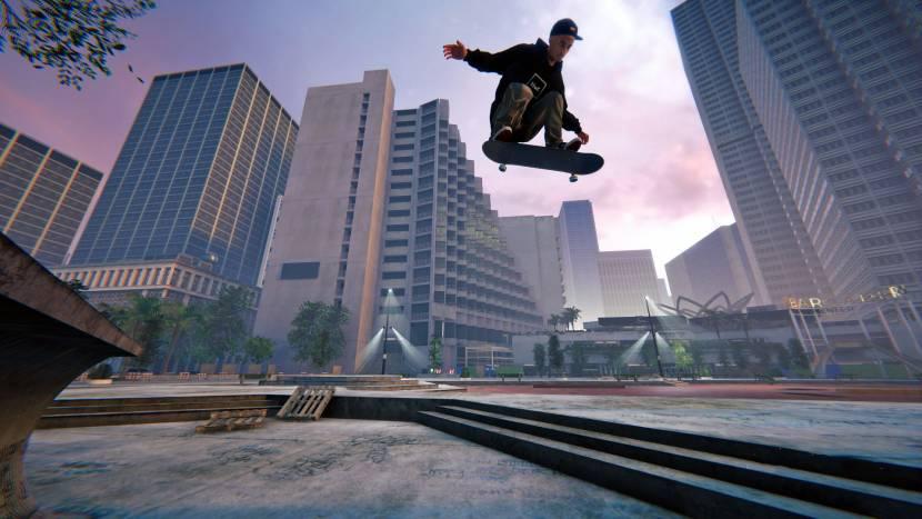 Skater XL toont nieuwe locatie