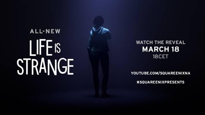 Square Enix houdt eigen showcase op 18 maart, met nieuwe Life is Strange