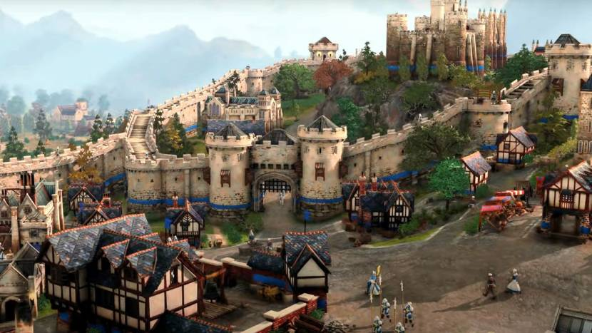 Komt Age of Empires 4 in april weer boven water?