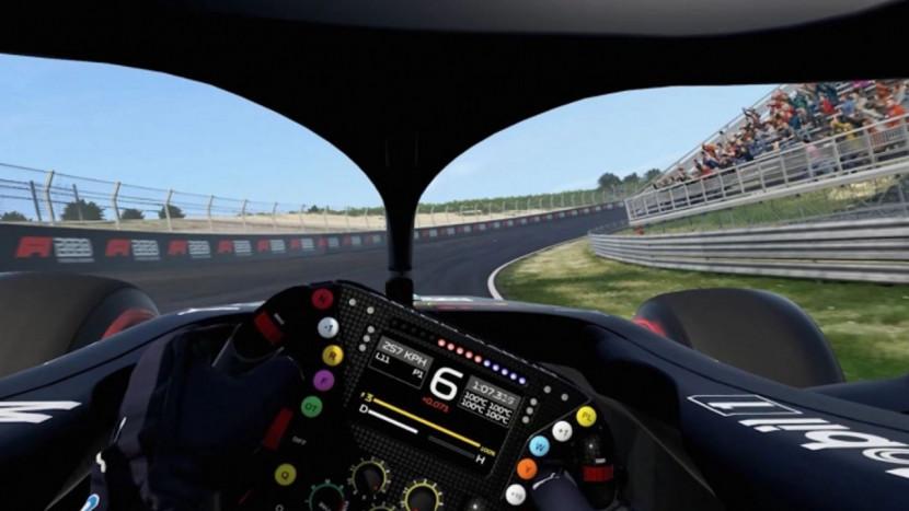 4Gamers LIVE | uit de bocht vliegen in F1 2020