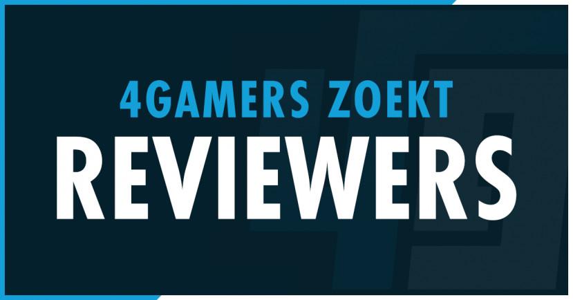 4Gamers zoekt reviewers