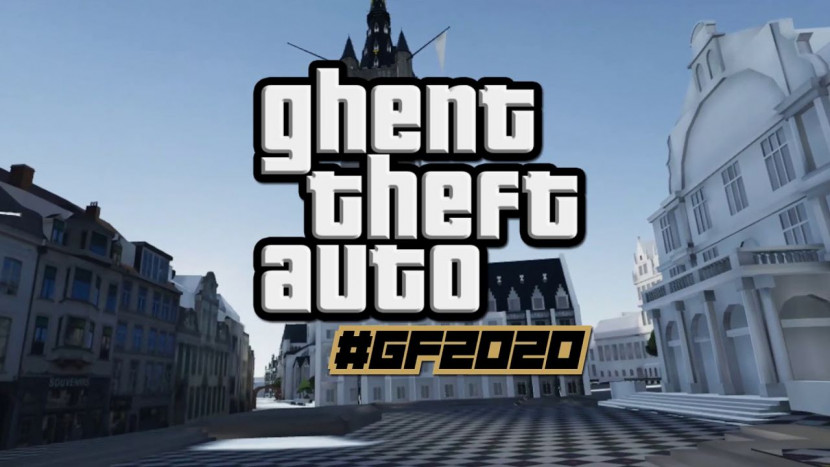 9000 euro en Ghent Theft Auto wordt écht gemaakt