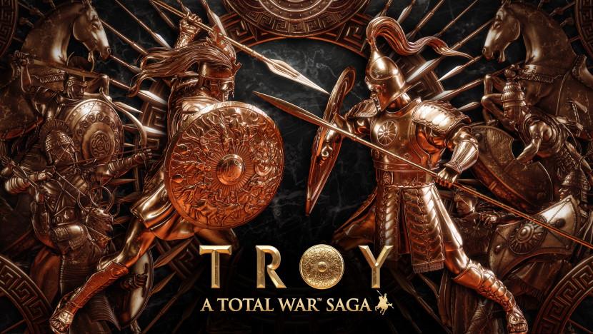 A Total War Saga: Troy lanceert gratis op Epic Games Store