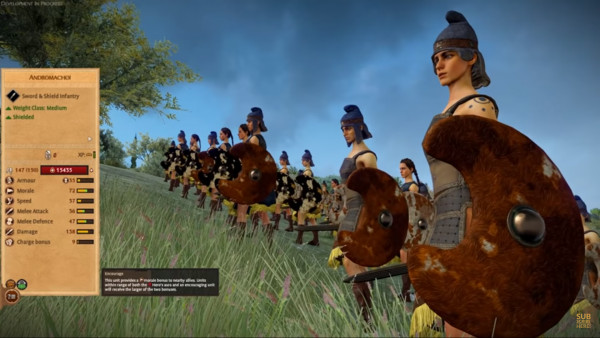 A Total War Saga: Troy voegt Amazones toe als nieuwe factie