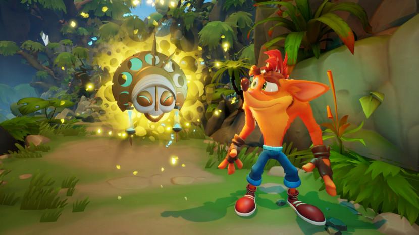 Activision bekijkt extra platformen voor Crash Bandicoot 4