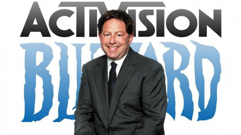 Activision Blizzard verdedigt hoge bonussen voor CEO Bobby Kotick