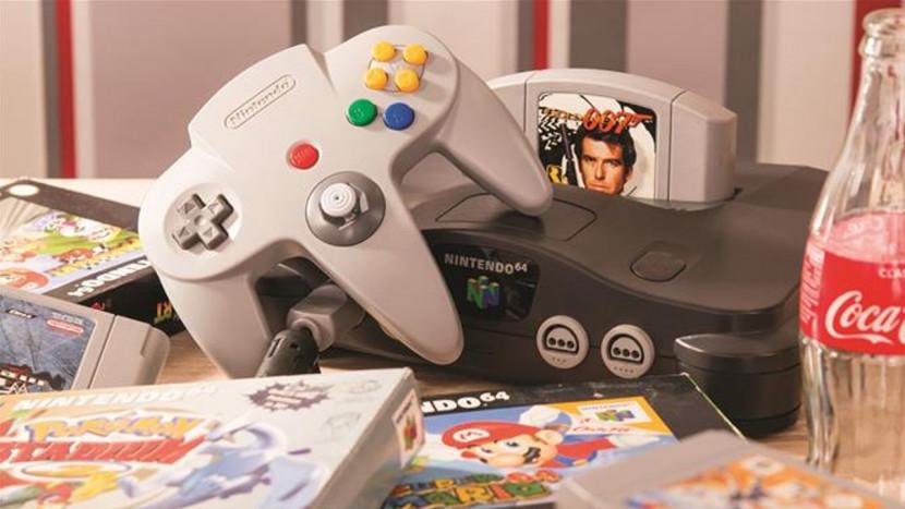 Alle Nintendo 64 games die ooit gemaakt zijn passen op één Nintendo Switch game card