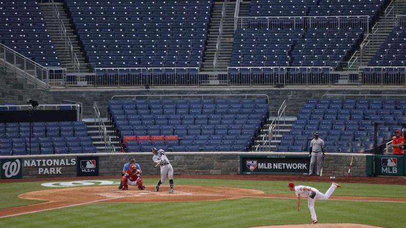 Amerikaanse baseballcompetitie gebruikt Unreal Engine voor virtueel publiek