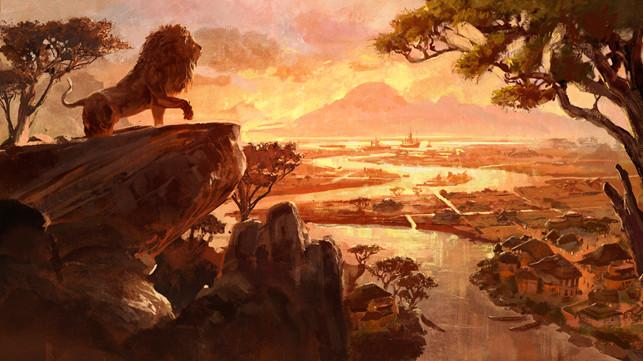 Anno 1800 ontvangt met Land of Lions grootste DLC tot nu toe