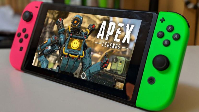 Apex Legends krijgt Switch-versie, cross-play en meer