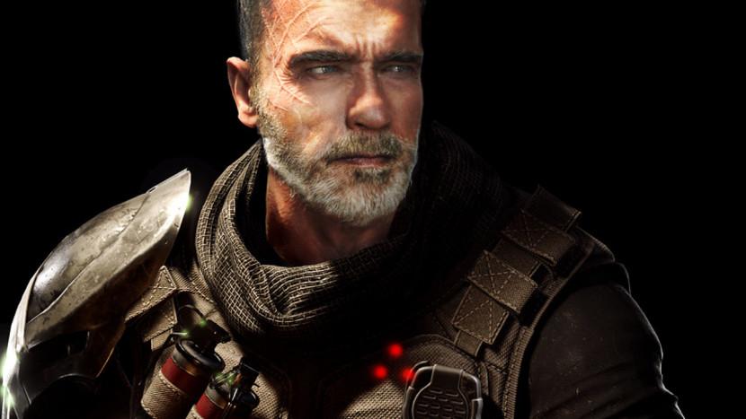 Arnold Schwarzenegger keert terug als Dutch in Predator: Hunting Grounds