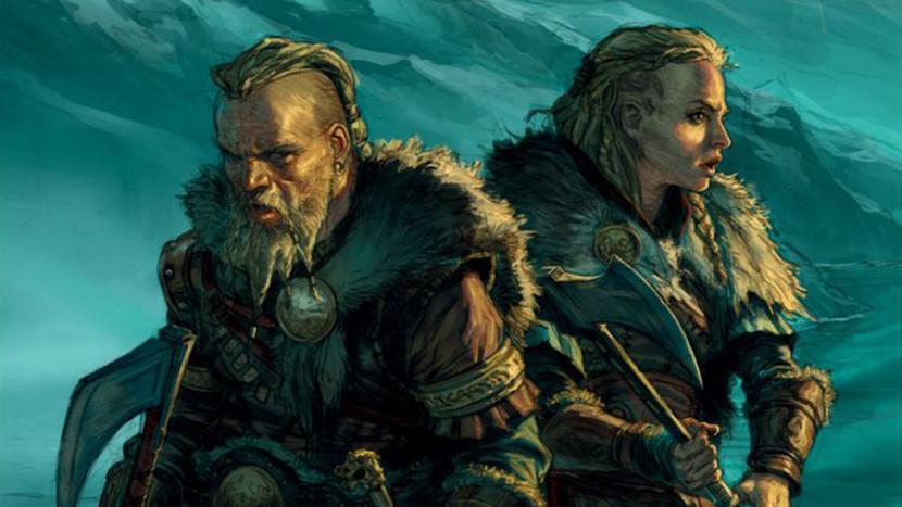 Assassin's Creed Valhalla krijgt graphic novel als prequel