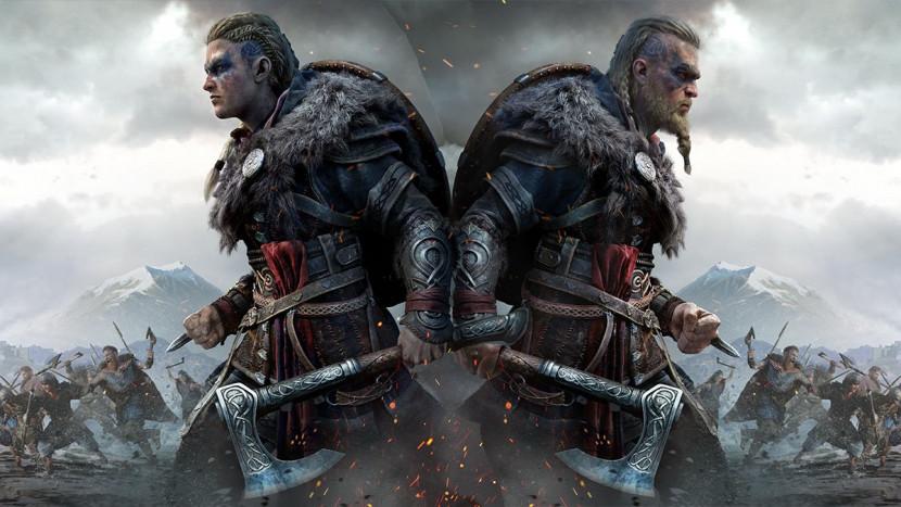 Assassin's Creed Valhalla laat je tijdens game wisselen tussen man en vrouw