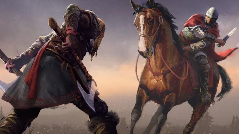 Assassin's Creed Valhalla trekt post-launch naar Ierland en Parijs