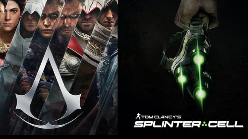 Assassin's Creed VR en Splinter Cell VR op komst