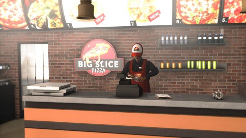 Baat de ultieme pizzeria uit in Pizza Simulator