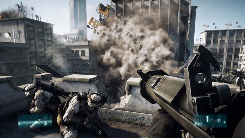Battlefield 3 krijgt later dit jaar een Reality Mod