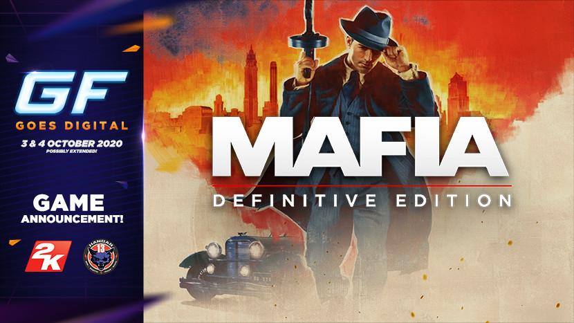 Beheers de onderwereld in Mafia: Definitive Edition tijdens GameForce Goes Digital