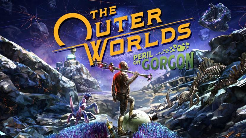 Bekijk 12 minuten gameplay van The Outer Worlds: Peril on Gorgon