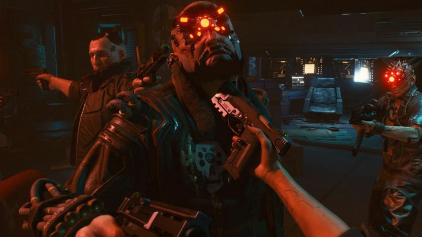 Bekijk 25 minuten Cyberpunk 2077 gameplay