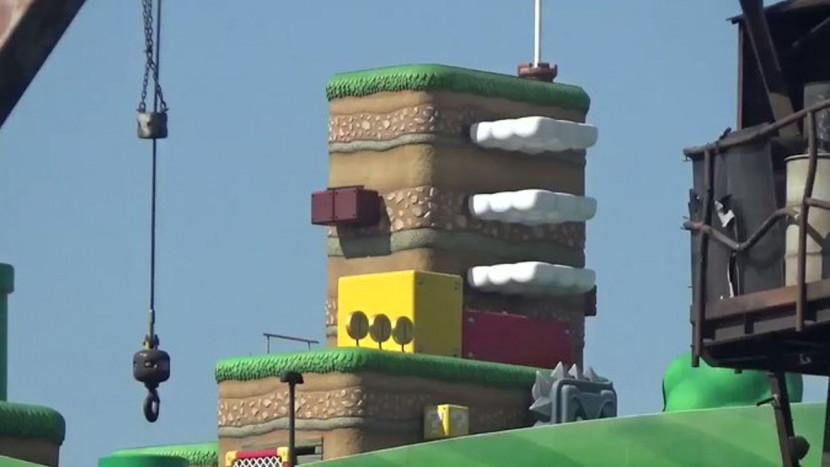 Bekijk de eerste bewegende beelden van het Nintendo pretpark