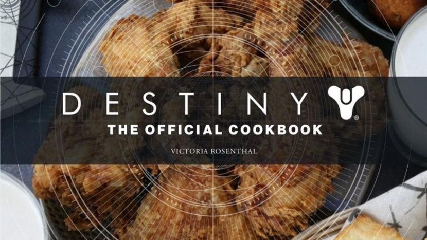 Bestel nu het officiële Destiny kookboek