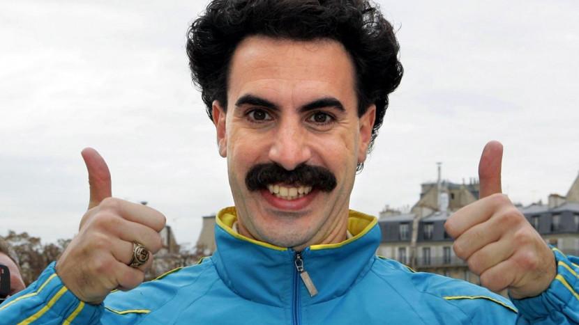 Borat gaat streamen op Twitch