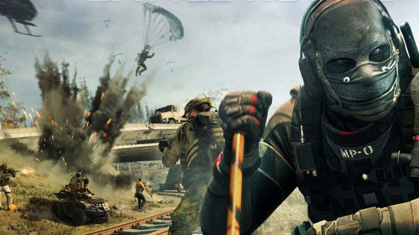 Call of Duty: Warzone ondersteunt nu tot 200 spelers