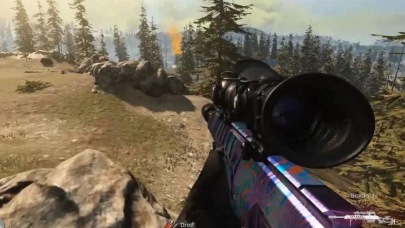 Call of Duty: Warzone speler doodt volledige squad met één kogel
