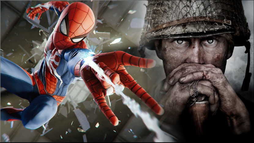 Call of Duty: WWII (en ook Marvel's Spider-Man?) als PlayStation Plus game voor juni