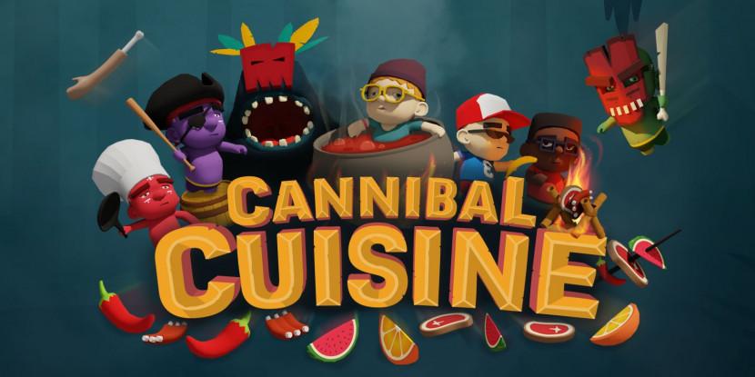 Cannibal Cuisine - Geen sterrenkeuken