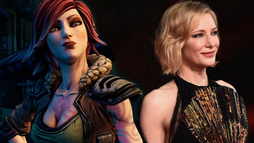 Cate Blanchett speelt Lilith in Borderlands film
