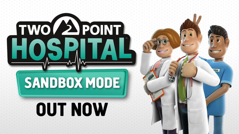 Consoleversie Two Point Hospital krijgt gratis sandbox mode