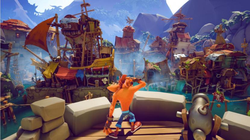Crash Bandicoot 4 onthuld: eerste trailer, releasedatum en meer