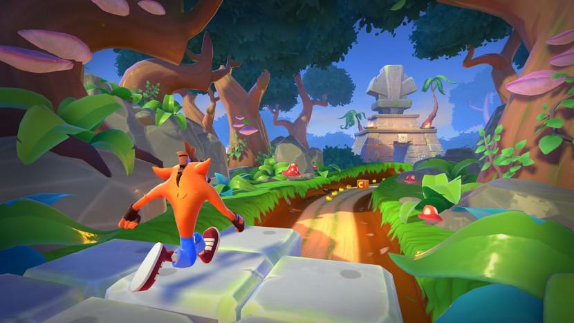 Crash Bandicoot: On the Run eindelijk officieel onthuld