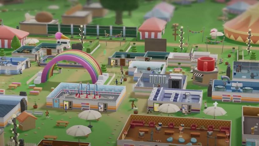 Culture Shock DLC brengt celebs en 36 nieuwe ziektes naar Two Point Hospital