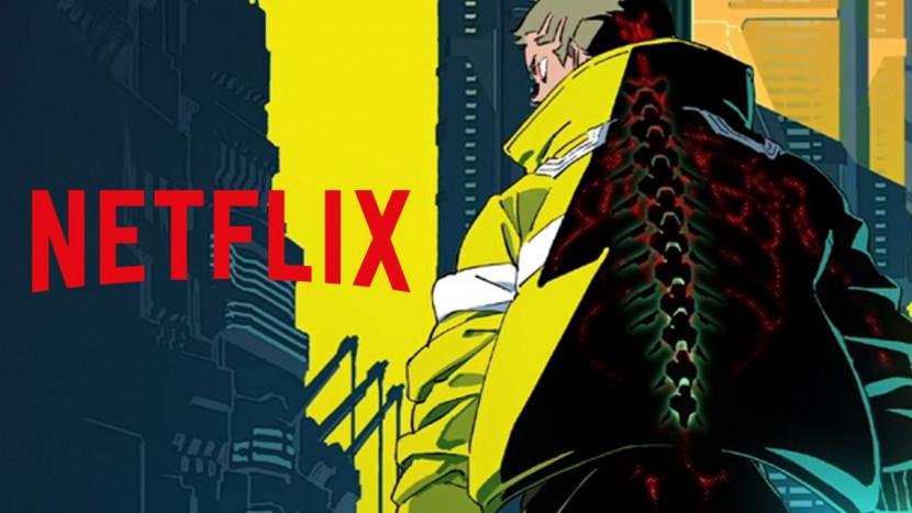 Cyberpunk 2077 anime op weg naar Netflix