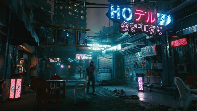 Cyberpunk 2077 toont nieuwe trailer 'The Gig'
